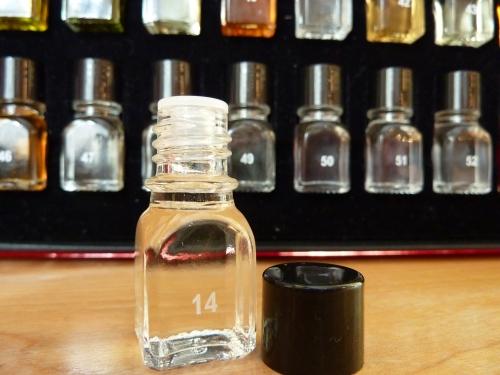 vial close up