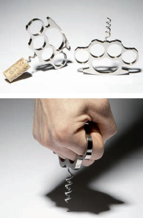 brass-knuckles-wine-opener